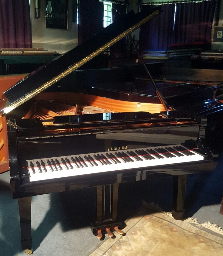 Eshelby pianos grand pianos for sale for Yamaha c2 piano for sale